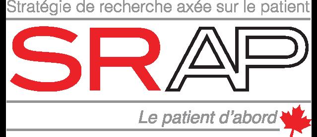 logo de Stratégie de recherche axée sur le patient
